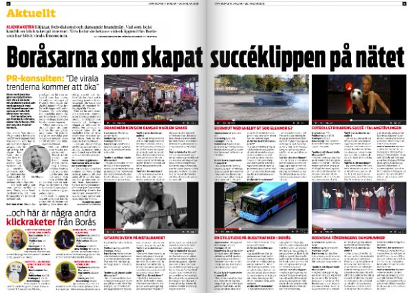 Xtra Borås 2015-01-14