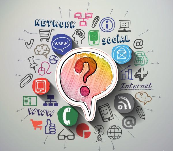 affärsnytta sociala medier Gilla Kommunikation